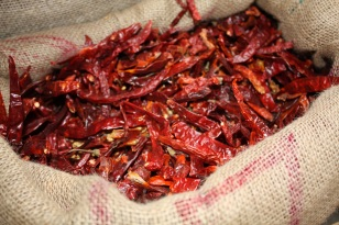 Hmong Red Chili Peppers